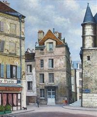 rue de casablanca ii by rené dulieu