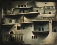 maaloula by louay kayyali