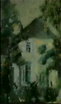 la maison verte by dominique pivin