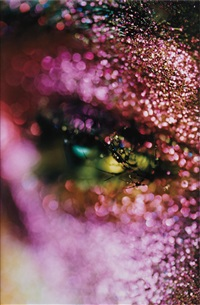 pink mist by marilyn minter