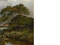 banks of the river stour by sidney richard percy
