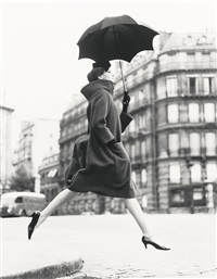 avedon/paris (portfolio of 11) by richard avedon
