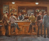 an irish pub by donal mcnaughton