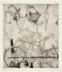 deposito di biciclette by eva fischer