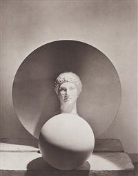 classical still life by horst p. horst