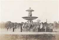 place de la concorde (+ 3 others; 4 works) by francois alphonse fortier