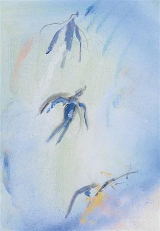 Volo Di Rondini By Ernesto Treccani On Artnet