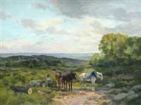 le retour des champs by clement (charles-henri) quinton