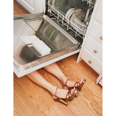 Untitled from the Naked kitchen series by Yuri Dojc on artnet