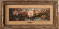 bouquet de fleurs by félix ziem