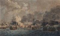 bombardment of copenhagen by peltro william tomkins