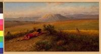 small game hunter by william de la montagne cary