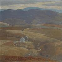 lone farm by daniel garber