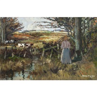 on the riverbank by james kay
