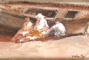 pescadores by jaime costa tur