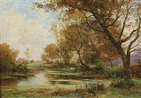 paysage by albert gabriel rigolot