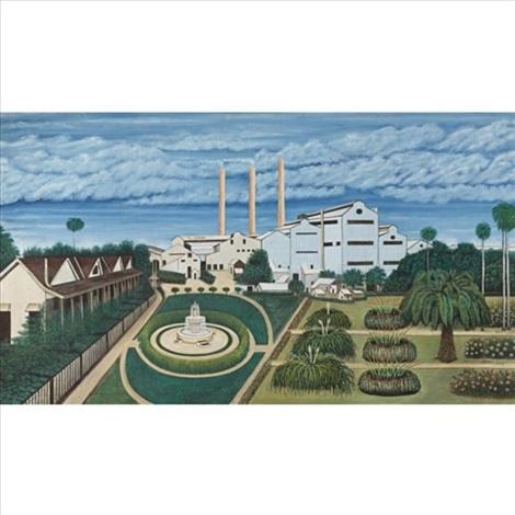 sugar mill central moron by rafael moreno