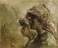 dos mujeres by fidelio ponce de león