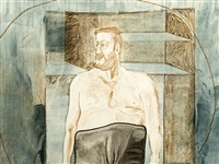 self portrait by martin kippenberger