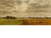 autumn harvest by edward b. gay