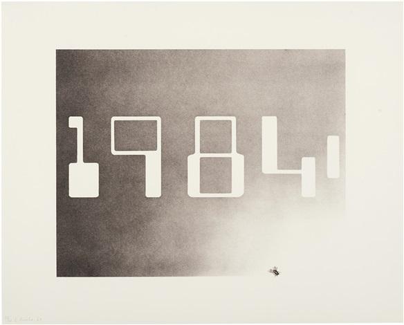 artwork 1984 by ed ruscha