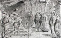 esther and ahasuerus by lazzaro tavarone