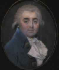 portrait of a gentleman by joseph saunders