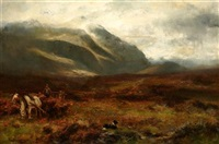 amongst the brakens by david farquharson