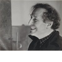 marc chagall by lotte jacobi