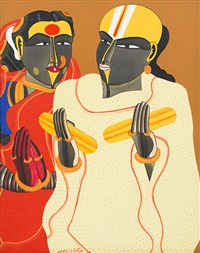 telangana couple - 1 by thota vaikuntam