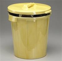 garbage pail by victor spinski