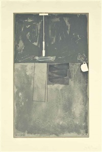 zone by jasper johns