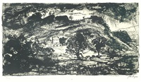 grongar hill (set of 3) by john piper
