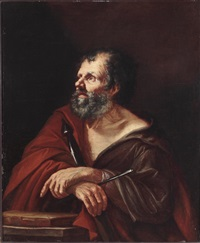 der heilige paulus by pietro bellotti