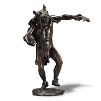 dancing indian by charles henry humphriss