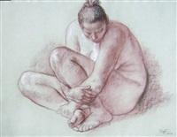 desnuda by francisco zúñiga