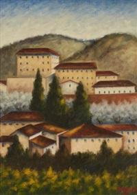 belvedere by ottone rosai