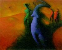 sendero del recuerdo by bernard dreyfus