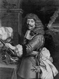 henri de lorraine, comte d'harcourt, grand écuyer de france dit cadet à la perle by antoine masson