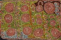 untitled (south of nyrrpi jakamarra & jupurulla) by jupurrurla paddy nelson