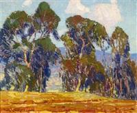 eucalyptus grove by paul lauritz