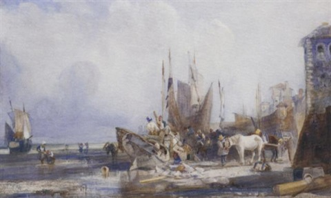 unloading the catch by samuel austin