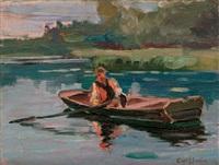fisherman by carl olof eric lindin