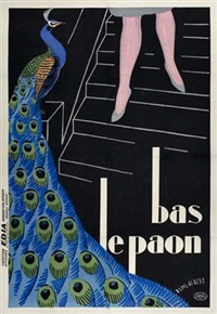 bas le paon by rené albert