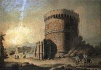 la villa adriana by pietro labruzzi