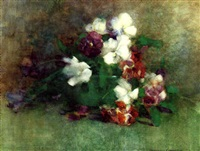 pansies by constance walton
