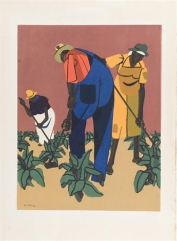 tobacco farmers by robert gwathmey