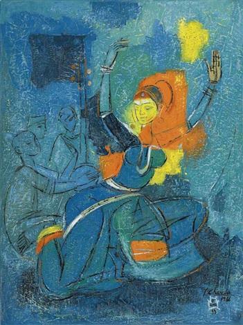 dancer by shiavax chavda