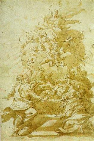 lassunzione di maria by domenico antonio vaccaro