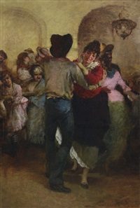 il ballo by egisto lancerotto